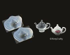 Miniature tea set | Etsy Chinese Tea Set, Japanese Tea Set, Pumpkin Tea, Tiny Cooking, Blue Willow China, Tea Sets Vintage, Flower Tea, Ceramic Teapots, Dollhouse Accessories