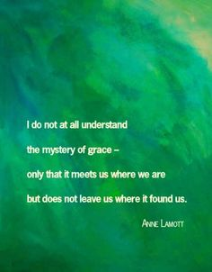 Community: We Love You, Anne Lamott