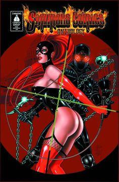 Gene Simmons Comics Anthology #GN Vol3 #Arcana #GeneSimmons (Cover Artist: Jim Balent) On Sale: 10/16/2013