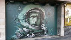 Sheffield street art Sheffield, Street Art, Painting, Street, Painting Art, Paintings, Painted Canvas, Drawings