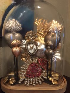 My Sacred Heart Cloche