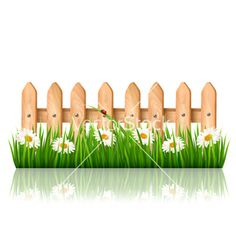 Buy Background with a Wooden Fence and Grass Flowers by almoond on GraphicRiver. Background with a wooden fence with grass flowers and butterflies. Fully editable, vector objects separated a. Classroom Walls, Classroom Design, Classroom Decor, Cute Diy Room Decor, Classroom Birthday, Birthday Charts, Grass Flower, Clip Art Pictures, Tumblr Rooms
