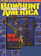 FREE Bowhunt America Magazine Subscription (Available Again) on http://hunt4freebies.com