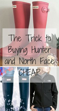 On a budget but want to look on point this holiday season? Shop Poshmark and find top brands, like Hunter and The North Face, at up to 70% off retail. Click the image to install the free app and get started today!