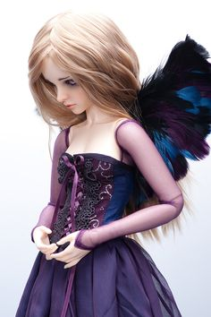 Victoria Frances (Fairyland, SD)  She's now available as Minifee and Feeple60 Mirwen for those who love her!