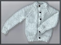 Great pattern for knitted barbie sweater. Almost done with one. Site also has other good patterns.