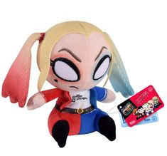 Mopeez: Suicide Squad - Harley Quinn