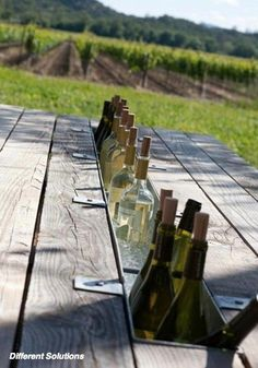 perfect for a wine deck!