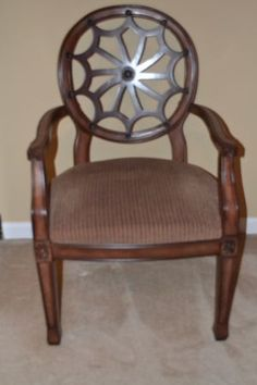 $80 Spiderback Chair  I'd offer 50 and flip for about 100-150  I bought 5 in Charleston for 175 to make a dining room pop (painted them white)