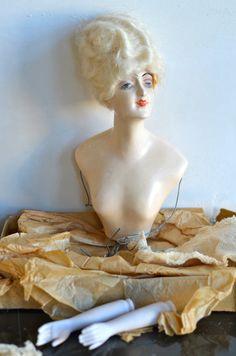 Boudoir Half Doll