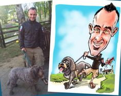 Cartoonist/caricaturist works all over the by JohnElsonCartoons