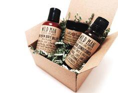 groom gift / mens skin care
