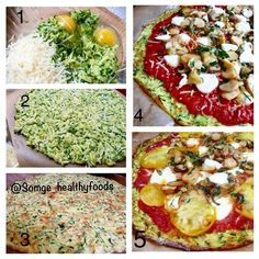 Double tap for HEALTHY PIZZAZucchini Crust Pizza! This recipe can be doubled. For the crust: 1 large egg or 2 small ones About 3 small-medium zucchinis (mine were about 8″) 1.5 cups grated parmesan or mozzarella. I liked parmesan best for this one. salt See note above about how you can vary these proportions according to your taste, your desired crispiness, etc. For the toppings: Use anything you like on a pizza. General formula: Mild tomato sauce OR pesto Grated firm mozzarella cheese OR…