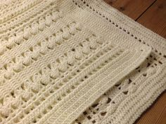 Instant Download PDF Crochet Pattern Gentle Cream by HanJanCrochet