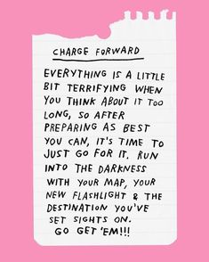 Charge forward ★·.·´¯`·.·★ follow @motivation2study for daily inspiration