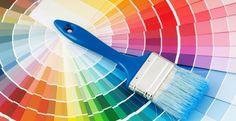 La elección de una paleta de colores básicos