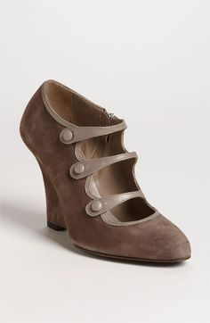 Delman 'Flair' Wedge available at #Nordstrom