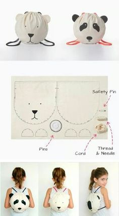 DIY and DIY crafts around the fabric DIY projects DIY clothes from … Sewing Tutorials, Sewing Crafts, Sewing Projects, Sewing Patterns, Diy Crafts, Diy Projects, Sewing Ideas, Baby Sewing, Sewing For Kids