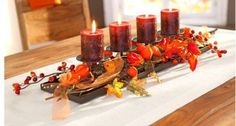 15 DIY Decorating Ideas With Actual Fall Leaves
