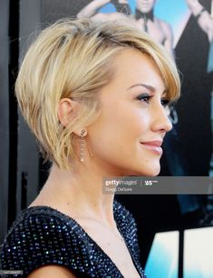Short Sassy Haircuts, Haircuts For Fine Hair, Short Bob Hairstyles, Cool Hairstyles, Short Hair With Layers, Short Hair Cuts, Short Hair Styles, Chelsea Kane Hair Bob, Chin Length Hair