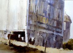 """Curious"" Painting by Bill Vrscak"