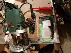 Bosch POF 1400 ACE Plug it Umbau Bauanleitung zum selber bauen