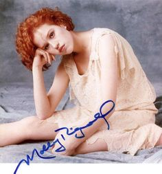 Molly Ringwald-the ultimate Ginger
