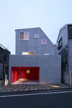 Taishido House by Akira Koyama + Key Operation