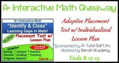 A+ Interactive Math Giveaway (Ends 8/17) | Dorky's Deals