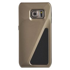 Amazon.com: Generic 2 in 1 Silicone Black Base Case for Samsung Galaxy S6 Edge(Golden): Cell Phones & Accessories