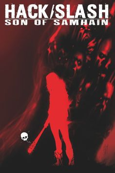 HorrorTalk review of Hack / Slash: Son of Samhain #1, published by Image Comics.