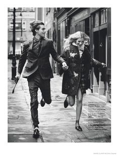Sophie & Pete Star in Fall Love Story for Marie Claire Netherlands Sophie in Dolce & Gabbana & Pete Star in Fall Love Story für Marie Claire Niederlande couple (Visited 1 times, 1 visits today) Photo Couple, Love Couple, Couple Goals, Couple Posing, Couple Shoot, Marie Claire, Fotos Goals, Fashion Couple, Fairytail