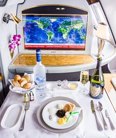 Emirates First Class - The World's longest A380 flight! http://travel.bart.la/2014/06/01/emirates-a380-first-class-dubai-to-los-angeles-ek215-longest-a380-flight-in-the-world/