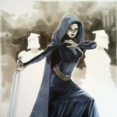 Barriss Offee (Character) - Star Wars