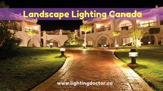 Improving your #landscape_lighting around your home is a great thing, but it does not refer to just the lawn. Other aspects of landscaping include fountains, statues, trees, gardens, patios, decks, and flowerbeds. For more go here:- http://lightingdoctor.ca/ #lightingdoctor #Calgary #Canada #landscapelightingcanada