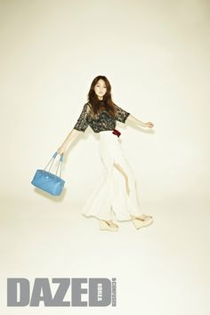 """KARA's Jiyoung for """"Dazed and Confused"""""""