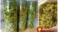 Sirup z lipového kvetu pre zdravé srdce a proti chorobám: Natrhajte ho včas a urobte zásobu prírodného lieku na celý rok! Guacamole, Pickles, Asparagus, Cucumber, Zucchini, Mason Jars, Smoothie, Food And Drink, Remedies