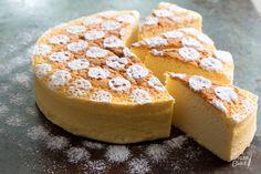 Japanse cheesecake – recept