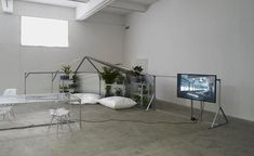 Blurred lines: Yuri Pattison questions the viability of live/work spaces