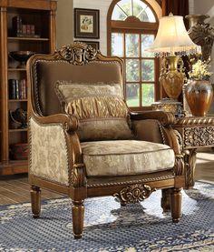 Hd 953 Homey Design Upholstery Living Room Set Victorian European Captivating Homey Design Living Room Sets Decorating Design