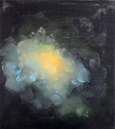 Cloud | From a unique collection of abstract paintings at https://www.1stdibs.com/art/paintings/abstract-paintings/