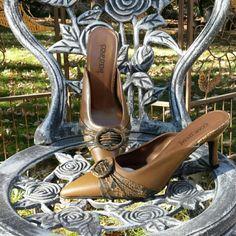 BOGO FREE NEW COUP D'ETAT LTD Brown 3.5 inch heels New 3.5 inch heels brown Open to offers / bundles No Trades No PayPal COUP D'ETAT Shoes Heels