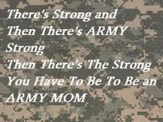 my mom is now an army mom (: Army Mom Quotes, Army Sayings, Military Quotes, Army Party, Military Party, Army Family, Army National Guard, Military Mom, Army Life
