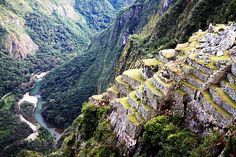 Hike for 3 days to arrive at Machu Picchu