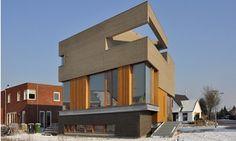 Prachtige gevelafwerking >> UArchitects bv (Project) - SPLIT_VIEW - architectenweb.nl