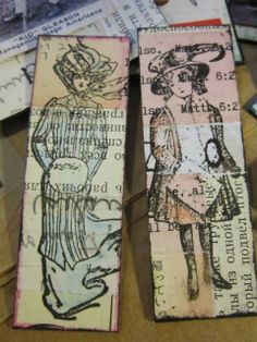 Are YOU altered? Mail Art en Masse, vol. 2 | Unruly PaperArts