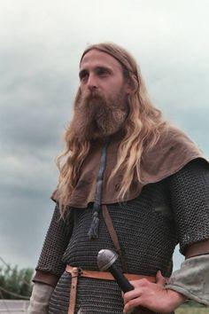 Reenactment: Vikings,Varangian, Rus and Slavic Viking Men, Viking Life, Viking Clothing, Historical Clothing, Medieval Armor, Medieval Fantasy, Norse People, Human Pictures, Viking Reenactment