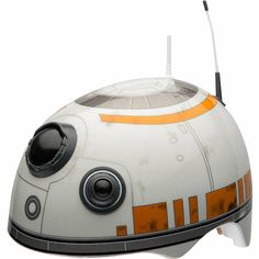 coolest bike helmets for kids: who can resist a BB8 helmet by Bell