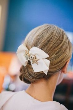 Our Favorite Hair Accessories, Hair & Beauty Photos by Beauty and the Beach - Image 1 of 40 - WeddingWire Mobile
