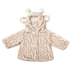 Demdaco giraffe coat